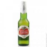 Cervejas: Stella Artois Long Neck - Cerveja Stella Artois 355ml