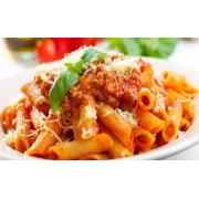 Molhos: Molho a Bolonhesa - 500g (Ingredientes: Tomate, Carne, especiarias)
