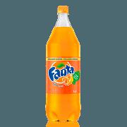 Refrigerante: Fanta laranja 2 litros - refrigerante de laranja