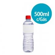 Água: Água c/Gás 500ml - Água