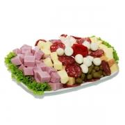 Guarnições: Salada Mista - Porção (Ingredientes: Salada Mista)