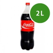 Refrigerantes: Coca-Cola 2L - Refrigerante de Cola