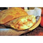 Pastel: Lombo - Pasteis (Ingredientes: Lombo)