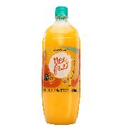 Suco: Suco de Laranja Integral 1L - Suco de Laranja Integral New Frut.