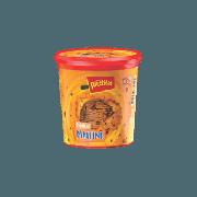 Sobremesas: Sorvete Crunchy Maltine 900ml - Sorvete Paletitas sabor crunchy maltine 900ml