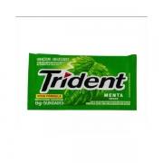 Chicletes: Trident Menta - Trident Menta