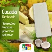 Paletas: Cocada Recheada - Paleta Mexicana
