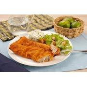 Filet Mignon: Filet Mignon A Milanesa - Pratos a La Carte (Ingredientes: Escolha até dois acompanhamentos)