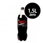 Refrigerante: Coca-Cola Zero 1,5L - coca cola zero 1,5 litros