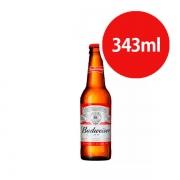 Cerveja: Budweiser 343ml - Cerveja