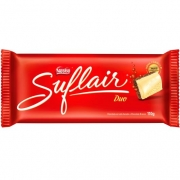 Chocolates: SUFLAIR DUO - SUFLAIR DUO BARRA 110G