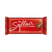 Chocolates: SUFLAIR AO LEITE - SUFLAIR AO LEITE 110G