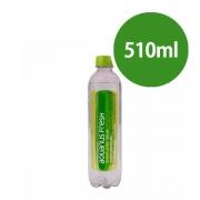 Água: Aquarius Limão 510ml - Água Gaseificada