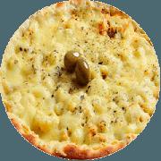 Promoção: Frango - Pizza Família (Ingredientes: Frango, Molho, Mussarela, Orégano)
