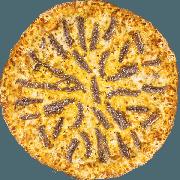 CLÁSSICAS DA CHEF´S: Aliche - Pizza Grande (Ingredientes: Aliche, Molho, Muçarela, Orégano)