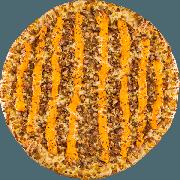 CLÁSSICAS DA CHEF´S: Bacon Com Cheddar - Pizza Grande (Ingredientes: Bacon, Cheddar)