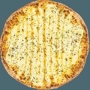 CLÁSSICAS DA CHEF´S: Catupiry - Pizza Grande (Ingredientes: Catupiry, Molho, Muçarela, Orégano)