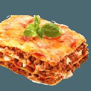 Lasanha: Lasanha Mista - Média (Ingredientes: Mista)