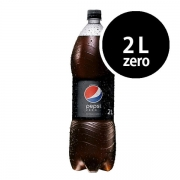 Refrigerante: Pepsi Cola Zero 2L - Refrigerante Cola Zero