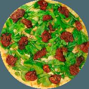 Especiais: Rúcula - Pizza Broto (Ingredientes: Rúcula, Tomate Seco)