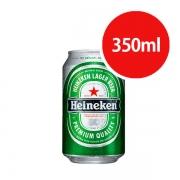 Cerveja: Heineken Lata 350ml - Cerveja