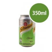 Refrigerante: Schweppes Citrus Lata 350ml - Refrigerante Citrus