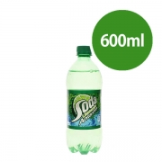 Refrigerante: Soda Limonada Antárctica 600ml - Refrigerante Limonada