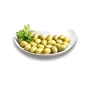 Porções: PORÇÃO Azeitonas - Pequena (Ingredientes: Azeitona verde)