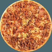 Salgadas: Atum II - Pizza Broto (Ingredientes: Atum, Mussarela, Palmito)