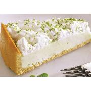 Sobremesas: Torta de Limão - Sabor Limão