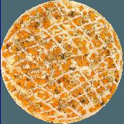 Salgadas: Camarão I - Pizza Broto (Ingredientes: Camarão, Catupiry)