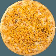 Salgadas: Milho - Pizza Broto (Ingredientes: Milho, Mussarela)