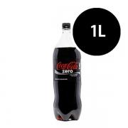 Refrigerante: Coca-Cola Zero 1L - Refrigerante Cola