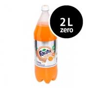 Refrigerante: Fanta Laranja Zero 2L - Refrigerante de Laranja
